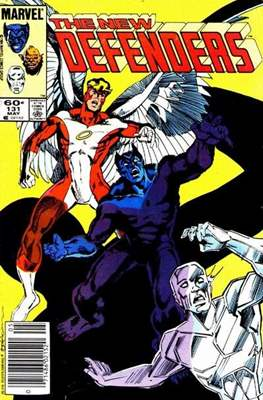 The Defenders vol.1 (1972-1986) (Comic Book 32 pp) #131
