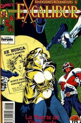 Excalibur Vol. 1 (1989-1995) (Grapa) #23