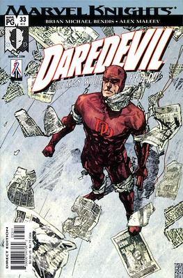 Daredevil Vol. 2 (1998-2011) (Comic-Book) #33 (413)