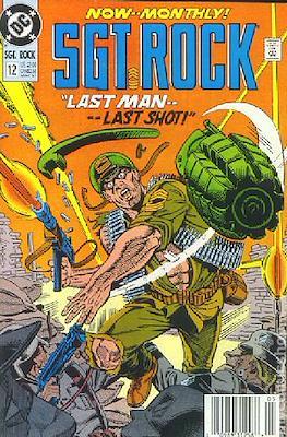 Sgt. Rock Special (1988-1992) (Comic Book) #12