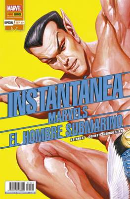 Instantánea Marvels (Grapa 32 pp) #1