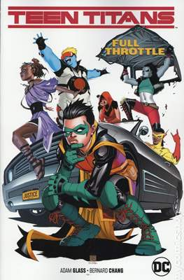 Teen Titans Vol. 6 (2017) (Softcover 128-168 pp) #4
