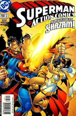Action Comics Vol. 1 (1938-2011; 2016-) (Comic Book) #768