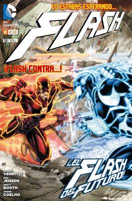 Flash. Nuevo Universo DC / Renacimiento (Rústica - Grapa) #10