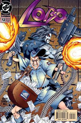 Lobo Vol. 2 (1993 - 1999 Grapa) #12