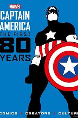 Captain America: The First 80 Years