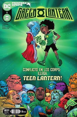 Green Lantern. Nuevo Universo DC / Hal Jordan y los Green Lantern Corps. Renacimiento #110