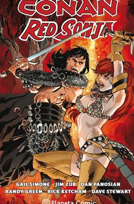 Conan / Red Sonja