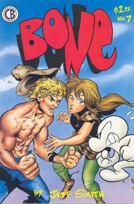 Bone (Comic Book) #7