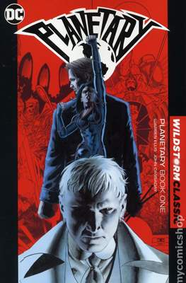 Planetary - Wildstorm Classic (Softcover 432-440 pp) #1