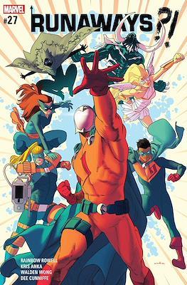 Runaways Vol. 5 (2017- ) (Comic Book) #27