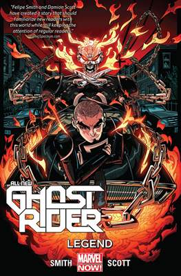 All New Ghost Rider (2014-2015) (Softcover 112-160 pp) #2