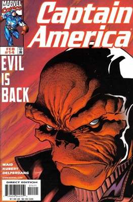 Captain America Vol. 3 (1998-2002) (Comic Book) #14