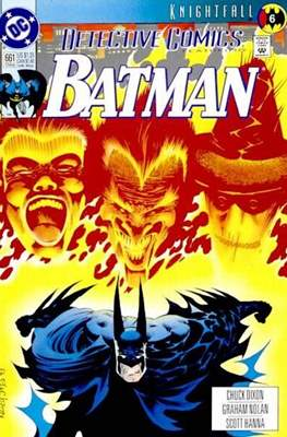 DC Comics - Batman, la leyenda #71