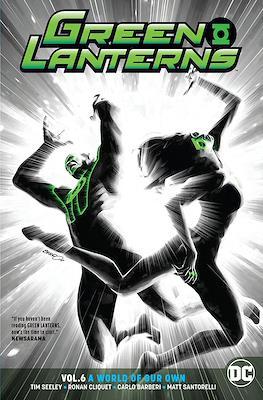 Green Lanterns Vol. 1 (2016-) (Softcover) #6