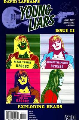 Young Liars #11
