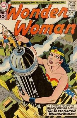 Wonder Woman Vol.1 (1942-1986; 2020-) (Comic Book) #122