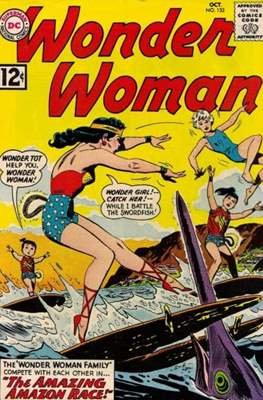 Wonder Woman Vol.1 (1942-1986; 2020-) (Comic Book) #133
