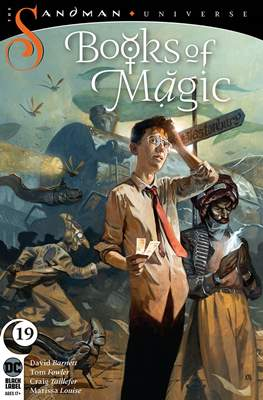 Books of Magic Vol. 2 (2018-) (Comic Book) #19