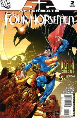 52 Aftermath: The Four Horsemen (2007-2008) (Comic Book) #2