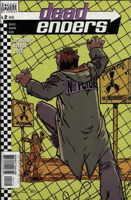 Deadenders (comic-book) #2