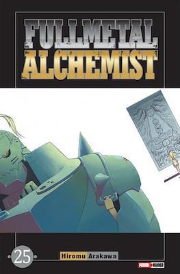 Fullmetal Alchemist (Rústica) #25