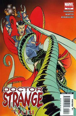 Doctor Strange: The Oath (Comic Book) #4