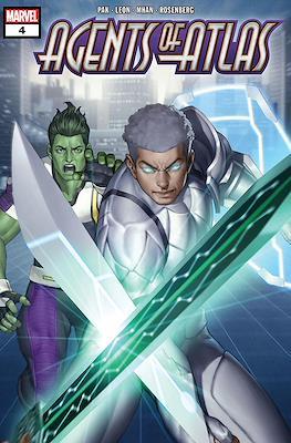 Agents of Atlas Vol. 3 (2019-) (Comic Book) #4