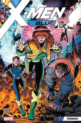 X-Men Blue (TPB Softcover) #1