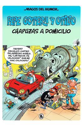 Magos del Humor (La Vanguardia) (Cartoné 48 pp) #10