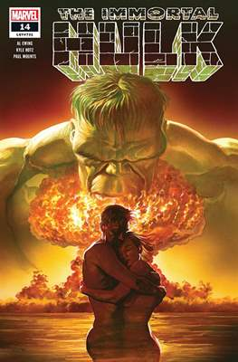 The Immortal Hulk (2018-) (Comic Book) #14