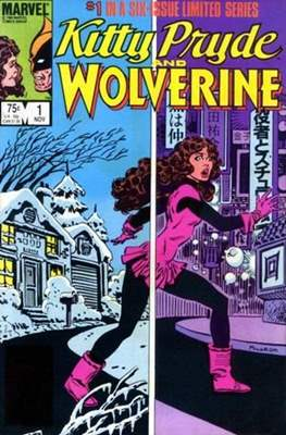 Kitty Pryde and Wolverine Vol 1 (Comic-book) #1