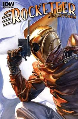 Rocketeer Adventures (Comic-book/Digital) #2
