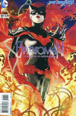 Batwoman Vol. 1 (2011-2015) (Comic-book) #17