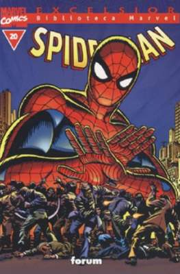 Biblioteca Marvel: Spiderman (2003-2006) (Rústica 160 pp) #20