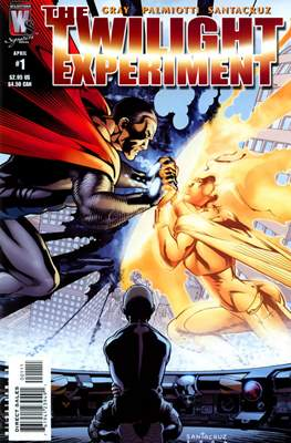 The Twilight Experiment (Comic Book) #1