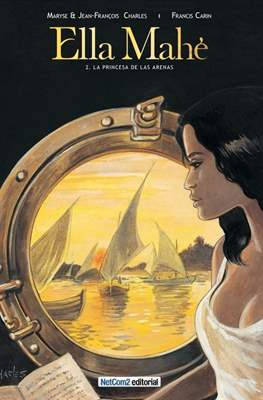 Ella Mahé (Cartoné 48 pp) #2