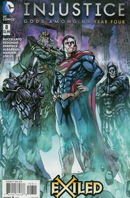 Injustice: Gods Among Us: Year Four (Comic-Book) #8