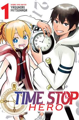 Time Stop Hero