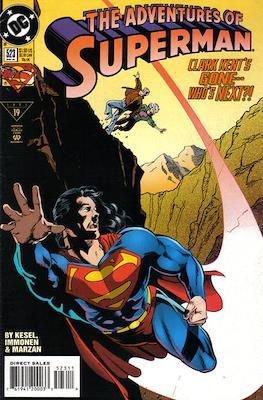 Superman Vol. 1 / Adventures of Superman Vol. 1 (1939-2011) (Comic Book) #523