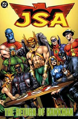 JSA Vol. 1 (2002-2007) #3