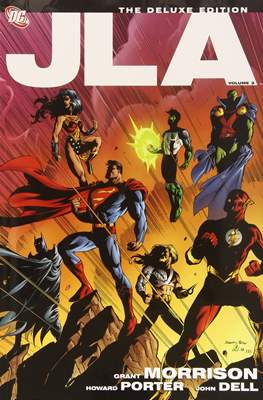 JLA Vol. 1 (1997-2006) The Deluxe Edition #3