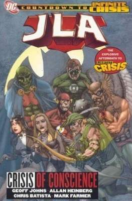 JLA Vol. 1 (1997-2006) (Softcover) #18