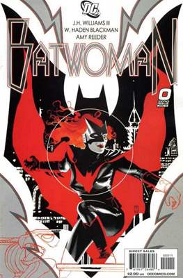 Batwoman: Beyond a Shadow