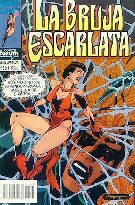 La Bruja Escarlata (1994-1995) (Grapa) #3