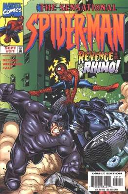 The Sensational Spider-Man (1996-1998) (Comic Book) #31