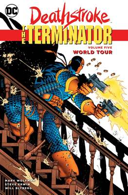 Deathstroke the Terminator (1991-1996) (Softcover 192-280 pp) #5