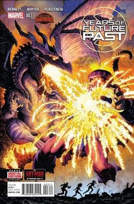 Years of Future Past (Comic-book) #3
