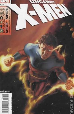 The Uncanny X-Men (1963-2011) (Comic-Book) #477