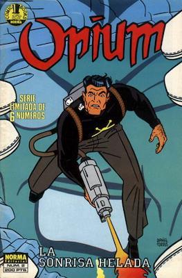 Opium (Grapa. Color.) #2